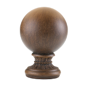 Jacobean Finial, 2-1/4""