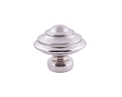 "Hampton XL Finial, fits 1-1/2"" Rod"