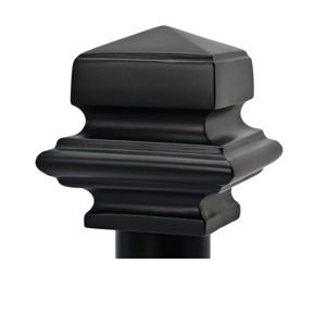 Square Finial - Resin